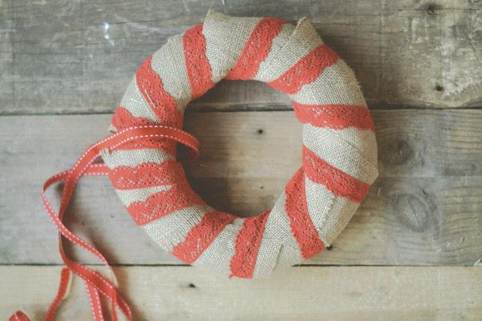 Cómo hacer coronas de navidad originales