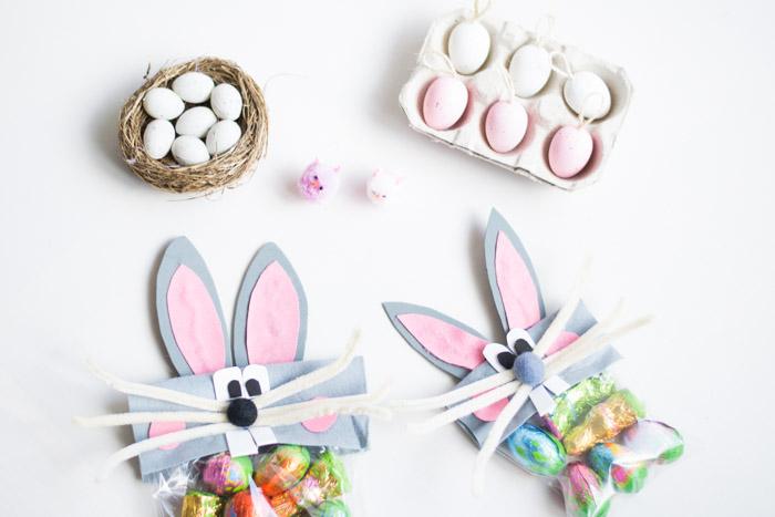 Bolsas de Pascua DIY