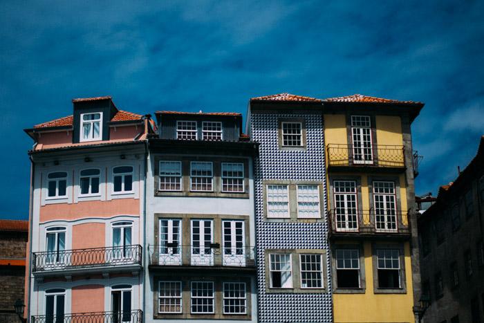 Guía de viaje exprés Oporto