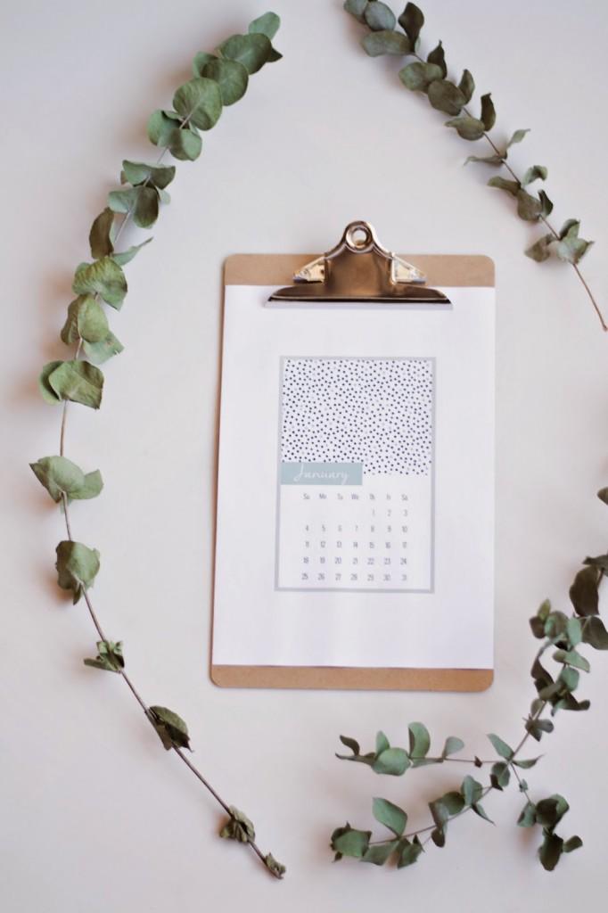 Calendarios imprimibles 2015 gratis