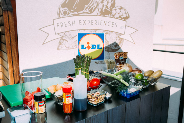 Fresh Experiences by Lidl + Receta