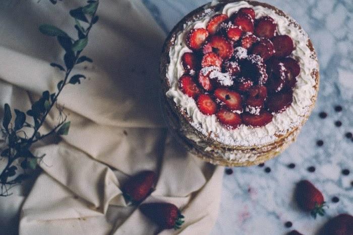 Naked cake fácil