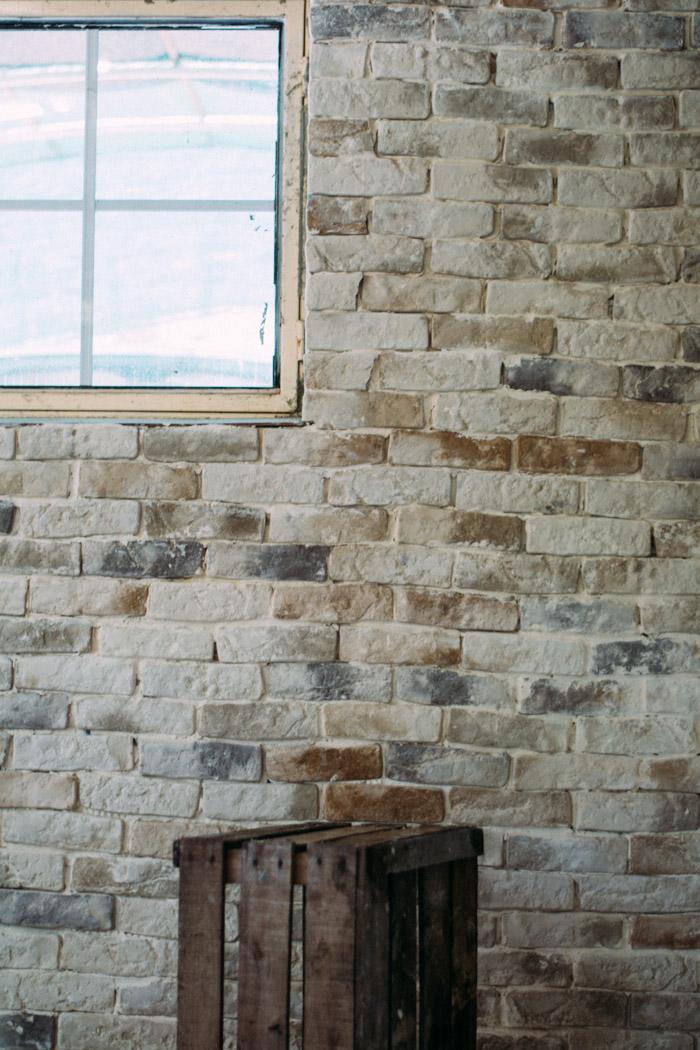 como tener una pared de ladrillo blanco fcil - Pared Ladrillo Blanco
