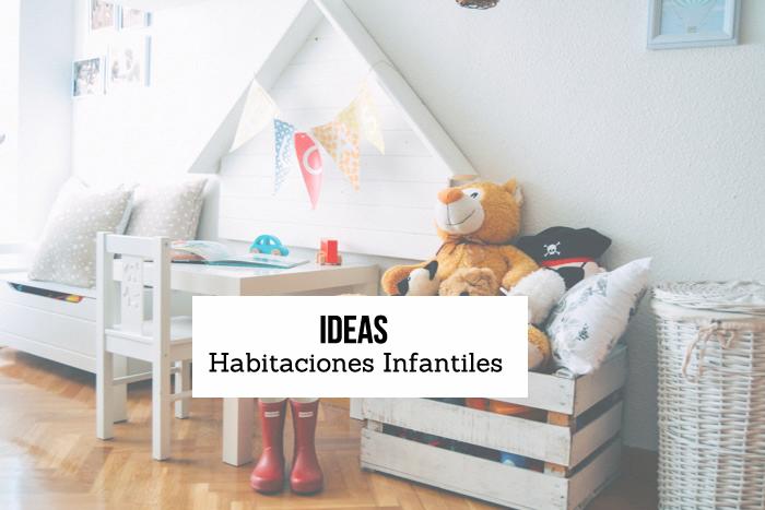 Ideas low cost para una habitación infantil