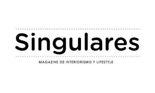 Logo Singulares magazine