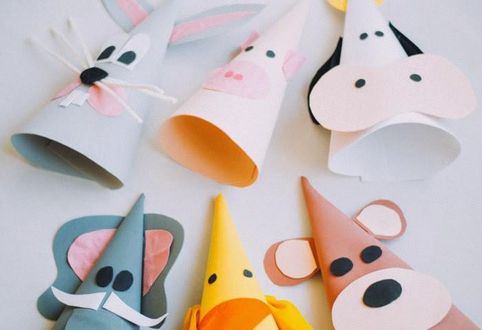 Sombreros de carnaval goma eva diy