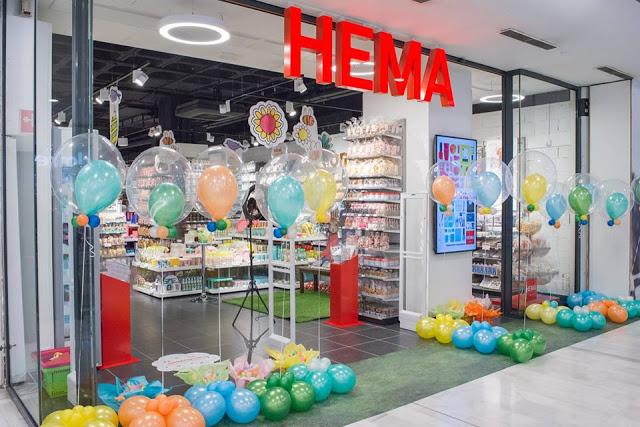 Taller cucharas Pascua. Inauguración tienda Hema