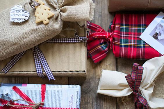 Vídeo ideas para envolver tus regalos