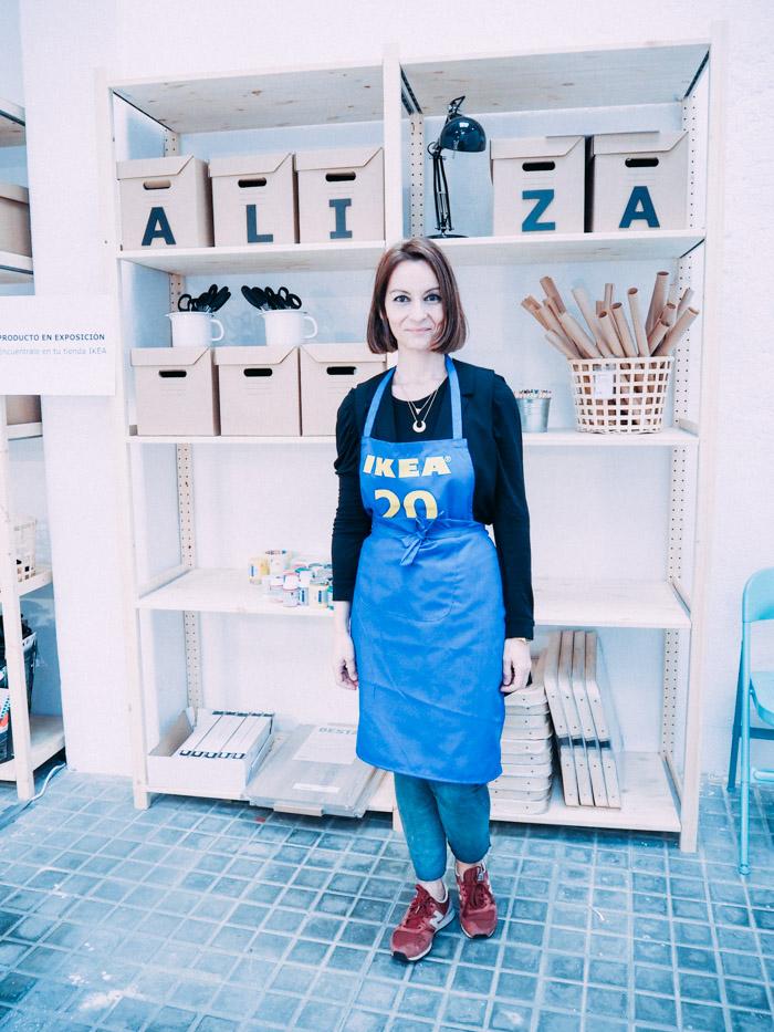 Taller tiendita Ikea #20añosjuntos