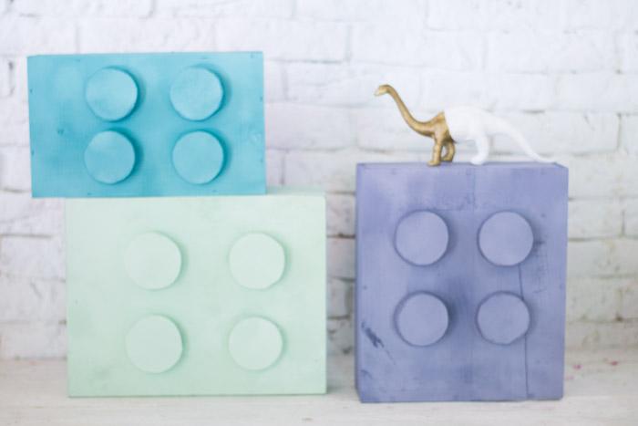 Cajas Lego DIY