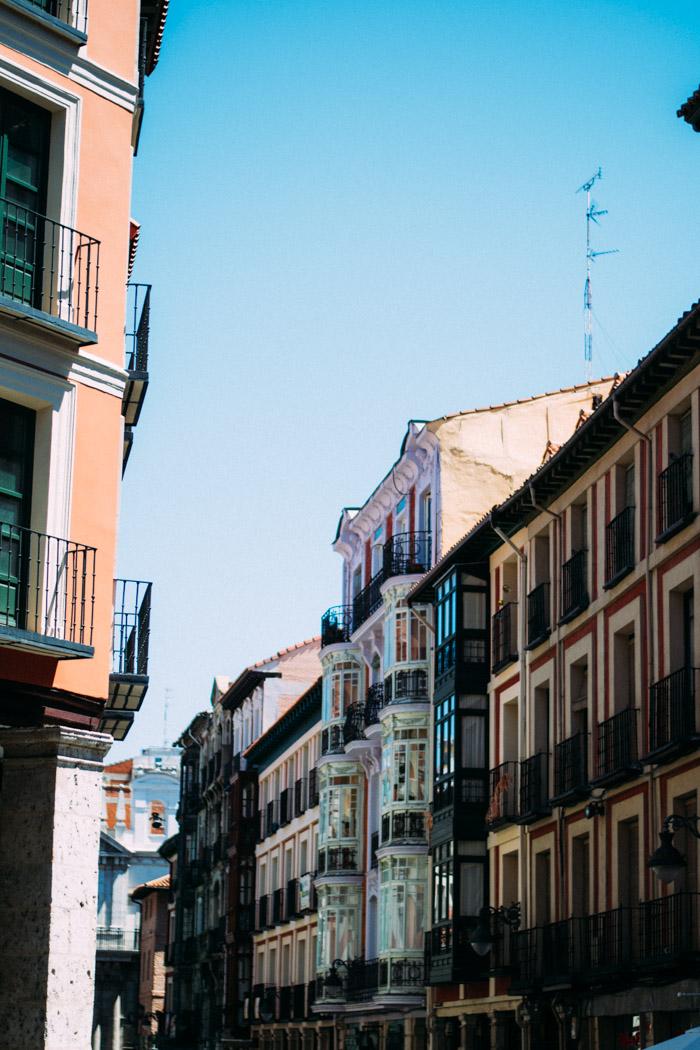 De paseo por Valladolid