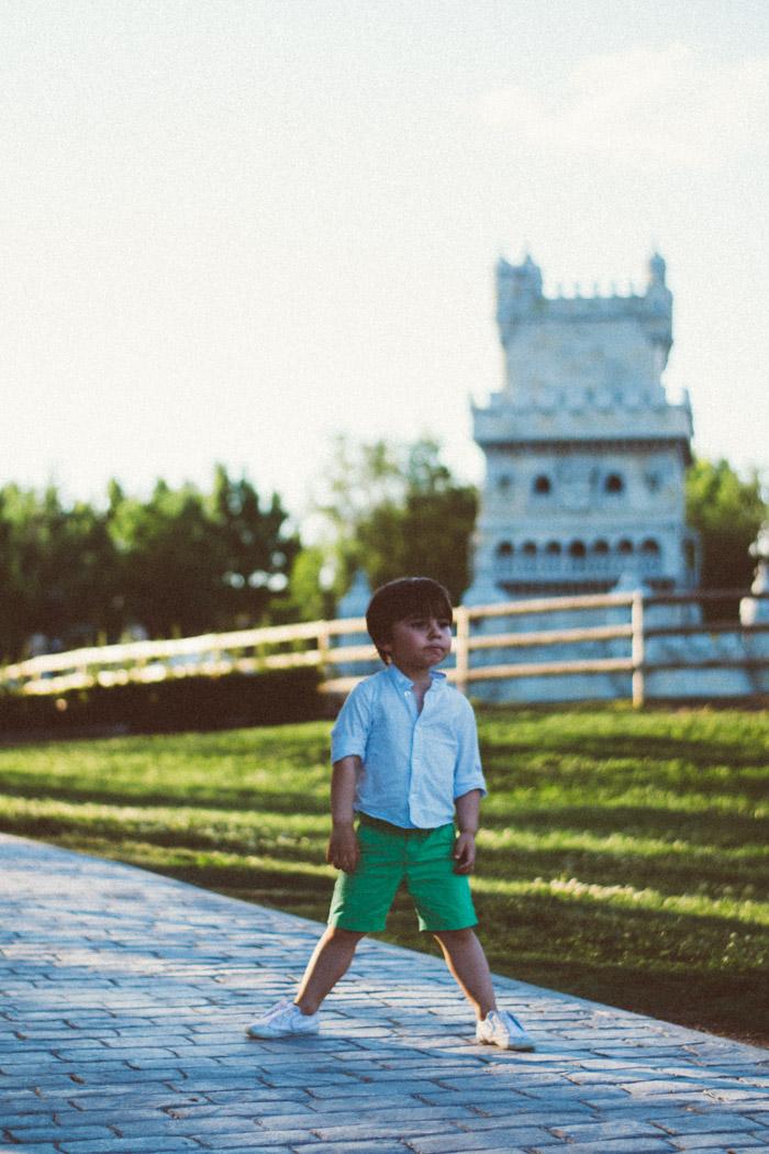 Planes con niños en Madrid: Parque Europa