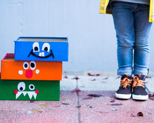Juego reciclaje diy #planetafairplay Gioseppo