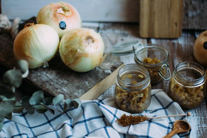 Cómo hacer cebolla caramelizada