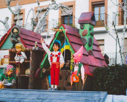 Planes con niños en navidad: la ciudad de los sueños