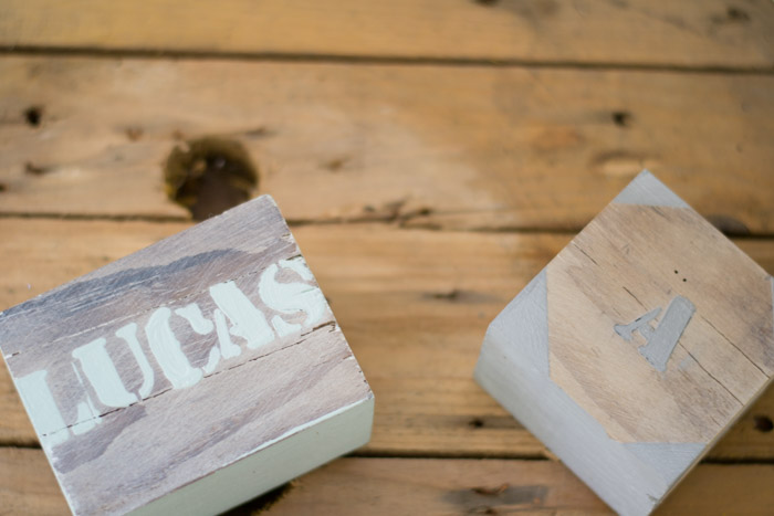Carteles madera diy