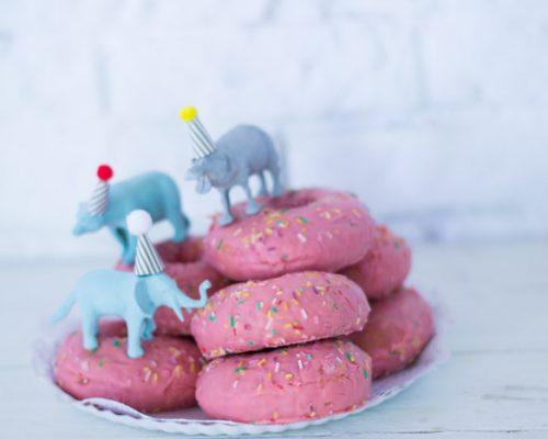 Muñecos divertidos tarta diy