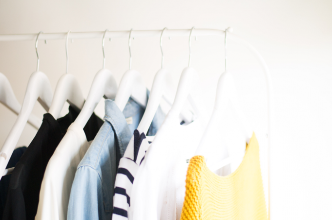 8 Prendas en tu armario