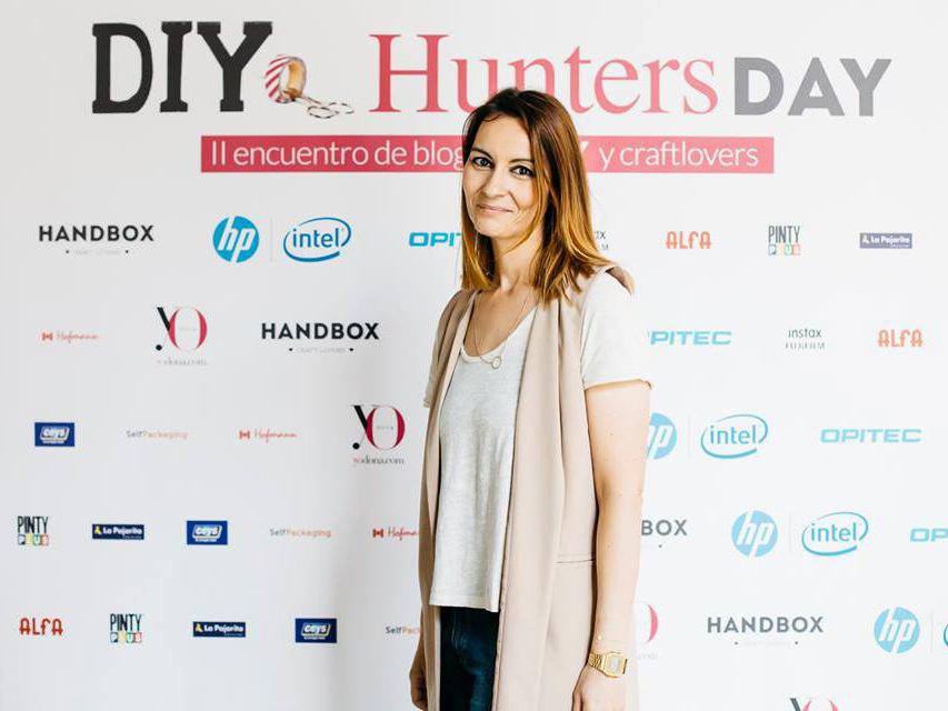 Ponencia DIY Hunters Day, Yo Donna. La chimenea de las hadas