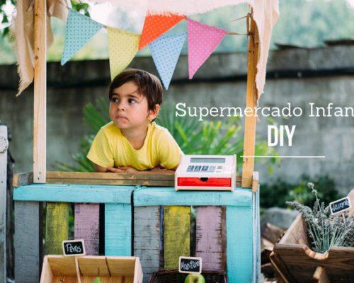Cómo hacer un supermercado infantil